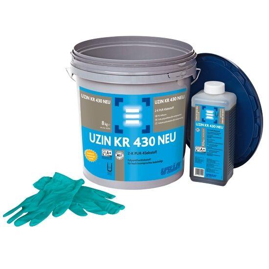 UZIN KR 430 NEU 3 kg oder 8 kg 2-K PUR Kautschuk, Linoleum, Gummi Klebstoff