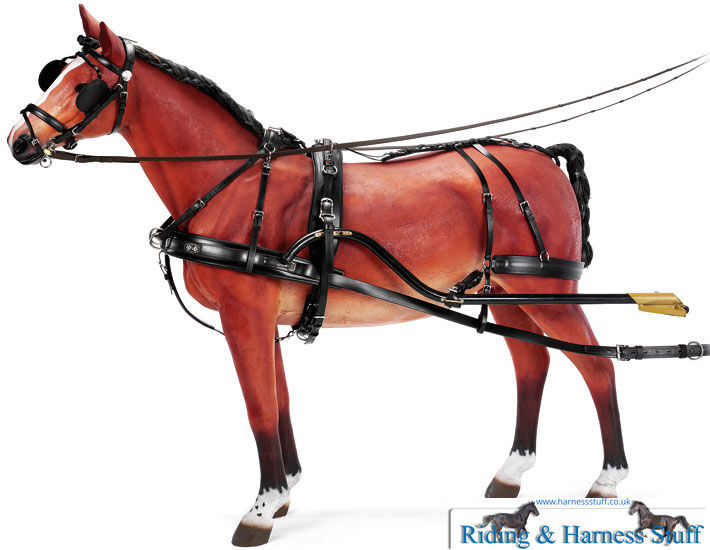 Zilco ZGB Carriage Driving Harness Cob, Full, XFull
