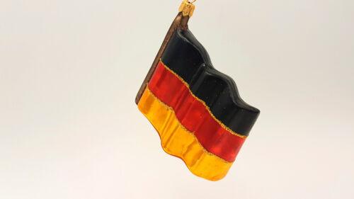 Fahne Flagge Deutschland Hanco Design Christbaumschmuck