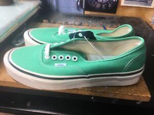 0bb558f2e2 Vans Authentic 44 DX (Anaheim Factory) OG Jade Size US 9 Men ...