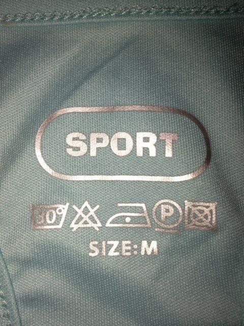 Fitnesstøj, Ny Top med Bryderryg, Sport
