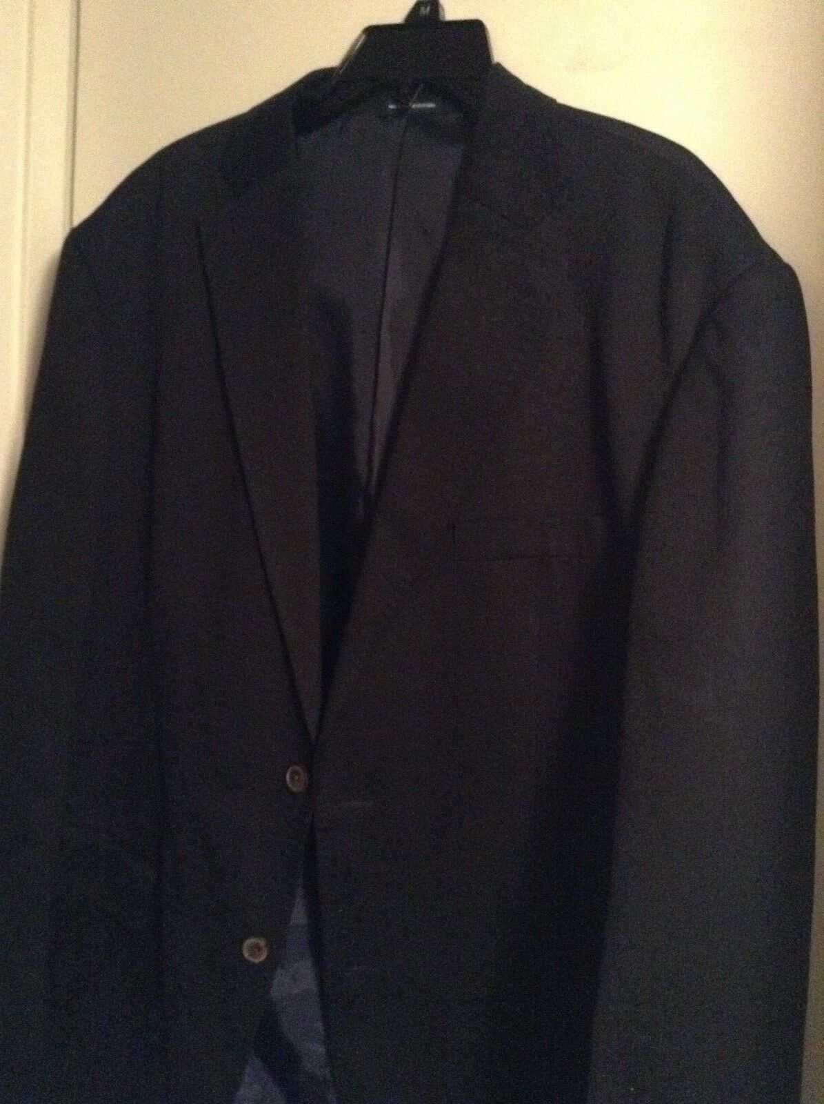 MENS Stafford collection 100 percent cotton blazer sport coat NWT XL
