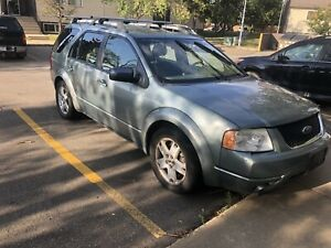 2006 Ford FreeStyle / Taurus X limted