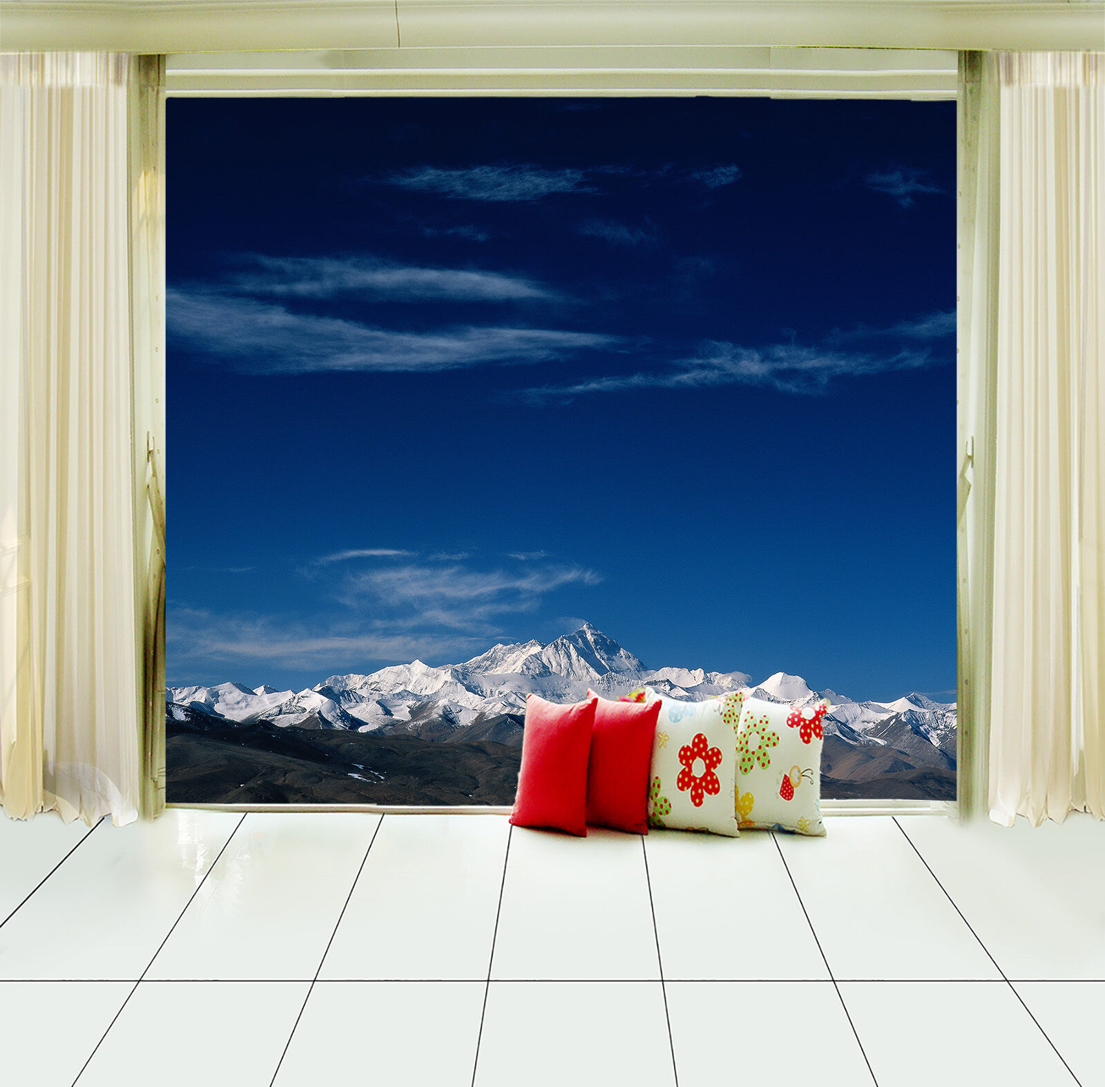 3D 3D 3D Night Sky Paper Wall Print Wall Decal Wall Deco Indoor Murals dffac1