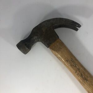 Millers Falls No. 1417 Vintage Carpenters Hammer Made in USA