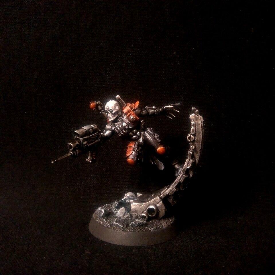 PRO-PAINTED Kill Team Officio Assasinorum Eversor Assassin COMMISSION 1 model