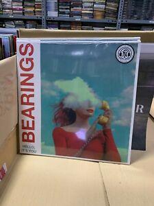 Bearings LP Hello IT'S YOU Limited Edition Colour Vinyl Versiegelt 2020