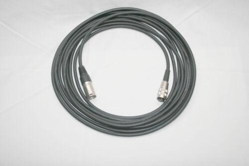 Tuchel Mikrofonkabel Kleintuchel-XLR 6m für MD421 MD441 u a.