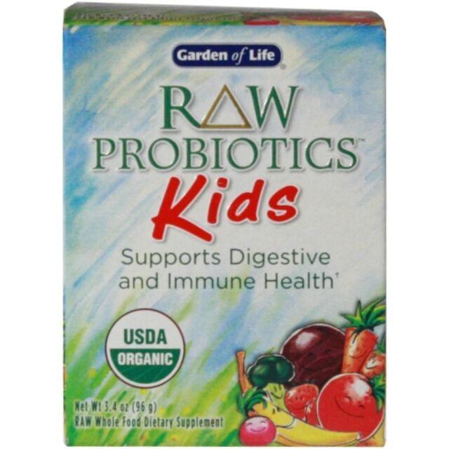 Garden Of Life Raw Probiotics Kids For Sale Online Ebay