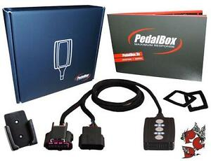 Original DTE-SYSTEMS Pedalbox 3S Audi A3 8P 8PA 2003+ Pedal-Box 10423712 NEU OVP