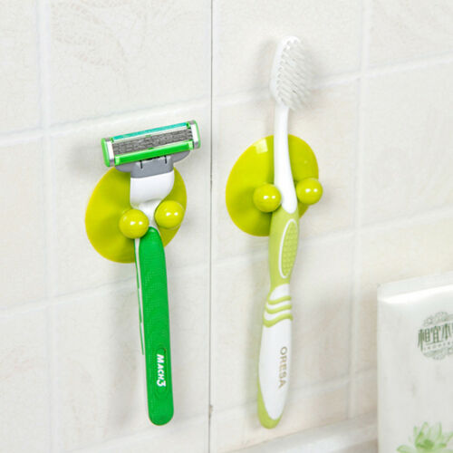 Suction Cup Hook Removable Bathroom Kitchen Wall Strong  Vacuum Sucker Hooks N3