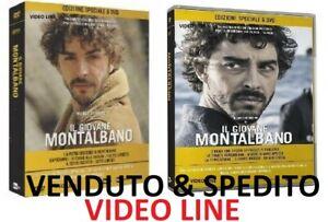 Dvd Il Giovane Montalbano - Stagione 01-02 (2 Box 12 DVD) .....NUOVO