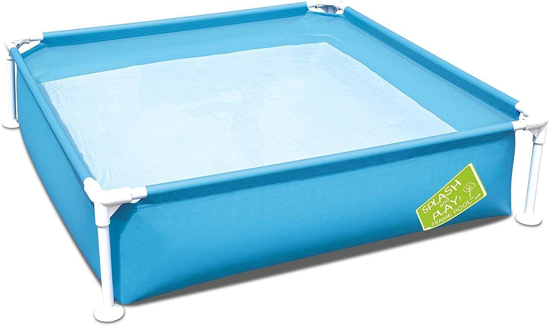 Bestway My First Frame Pool Childrens Garden Splash Swimming Paddling Pool 56217