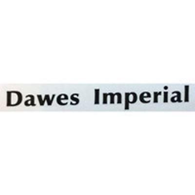 "DAWES /""HANDBUILT/"" decal."