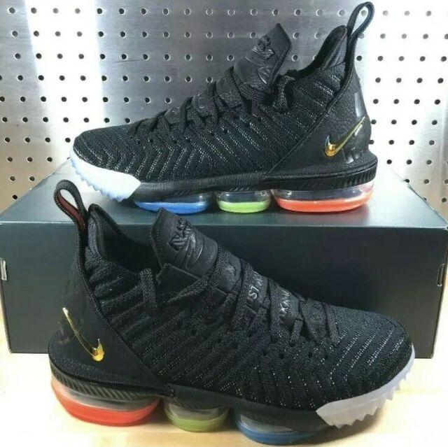 new style a95a6 16432 Nike Lebron 16