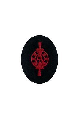 WWII German KM Hydrophone personnel as privates specialty trade insignia