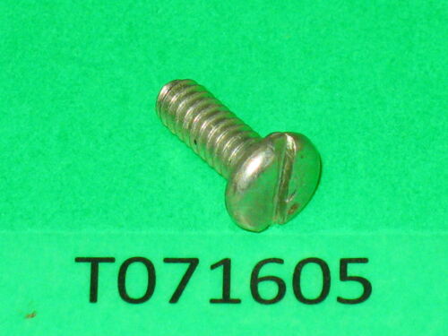 McCULLOCH 216634 screw bolt 10-10 PM700 PM555 SP81 PM800 DE80 PM55 OEM! Genuine