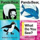 Panda Bear, Panda Bear, What Do You See? by Bill Martin (Board book, 2013)
