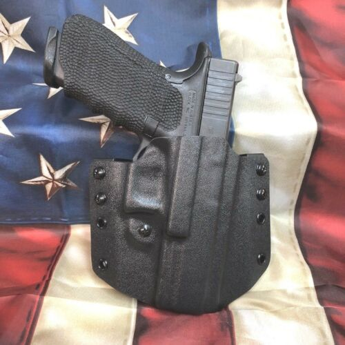 Pancake OWB Kydex Holster for  Sig Sauer P320 Series Models by 1441 Gear