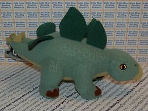 JURASSIC-WORLD-Fallen-Kingdom-Plush-STEGOSAURUS-Dinosaur-Stuffed-Animal-NWT