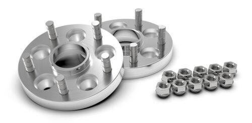20MM 5x114.3 66.1CB a 5x108 63.4CB Hubcentric Wheel Distanziale Kit Adattatore PCD