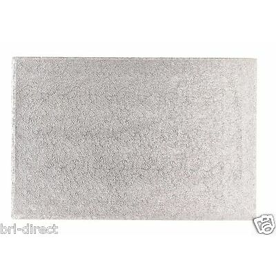 """Oblong Rectangle Rectangular Cake Drum Board Boards 13mm Thick 0.5"""" SELECT SIZE"""