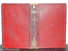 WILLIAM SHAKESPEARE: TAMING of SHREW All's That Ends Well KING JOHN Leather 1869