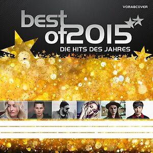 BEST OF 2015-DIE HITS DES JAHRES 2 CD NEU