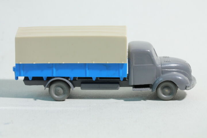 157 type 3 a Wiking lŕ-camions magrius 1954 - 1959 Basaltgris