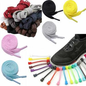 Lot-Flat-Waxed-Shoelaces-Dress-Canvas-Sneaker-Boots-Shoe-Laces-Unisex-Strings-CA
