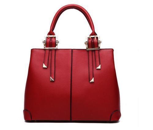 Newly Women Handbag Shoulder Bags Tote Purse PU Leather Women Messenger Hobo Bag