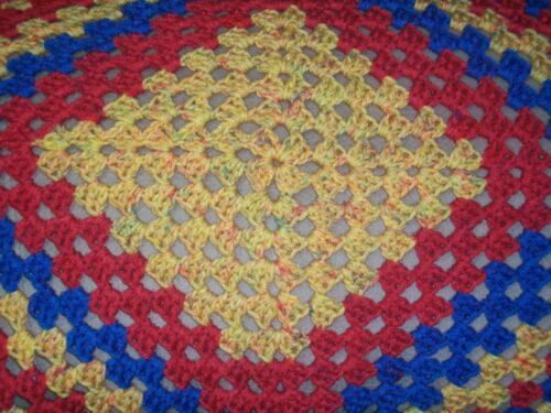 NEW Color Choice HANDMADE Crochet Baby//Toddler Blanket Afghan