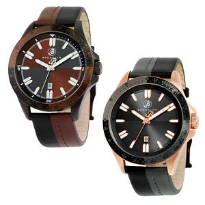 Brooklyn-Florence-Shaded-Casual-Swiss-Quartz-Watch-Choose-color