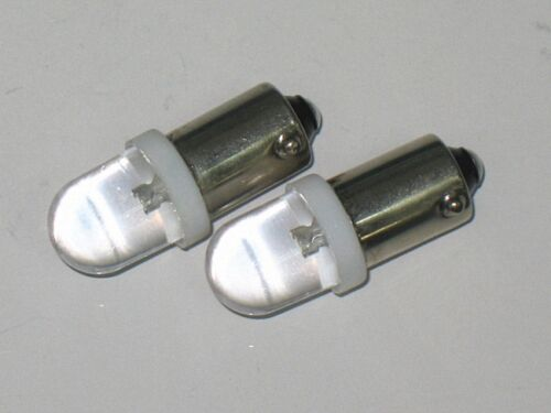 DORL/_A 5 pcs T10 BA9S 24V Warm White LED Light Bulb Lamp