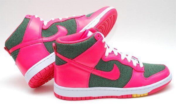 Damenschuhe Nike Dunk High Skinny Premium Sneaker Sneaker Sneaker Neu Gr:38,5 Vandal 386316-300 85d64a