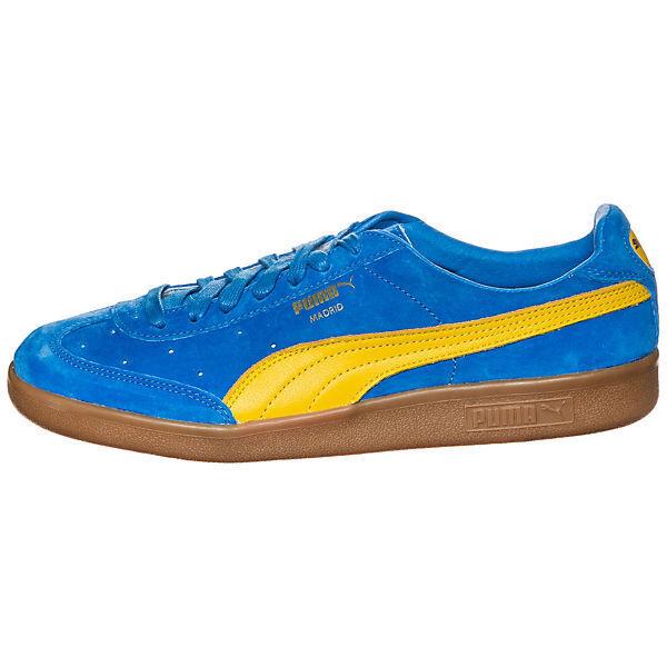 Puma para hombre Madrid 2 L 36466602 Tenis Azul/Amarillo 36466602 L Reino Unido 6.5, 7.5, 8, 9, 9.5 89d7e6