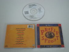 PREFAB SPROUT/THE BEST OF - A LIFE OF SURPRISES(COLUMBIA 471886 2) CD ALBUM
