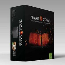 Shisha Coal BlackCoco Premium Coconut Natural Charcoal for Shisha /& BBQ 1 kg