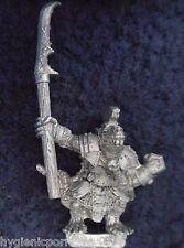 1993 Skaven 74451/8 Stormvermin Chaos Ratmen Citadel Command Champion Army Hero