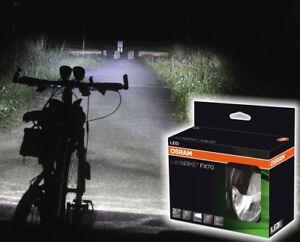 OSRAM LedsBIKE FX 70 FAHRRAD LICHT LED BELEUCHTUNG extrem hell NEU