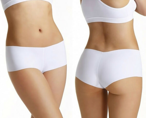 Damen Panty Seamless Slips Panties Unterwäsche Unterhose Dessous Nahtlos