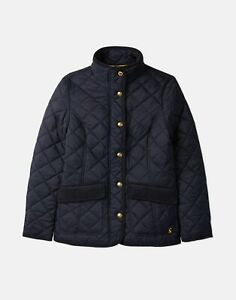 Joules  207509 Quilted Jacket MARINE NAVY