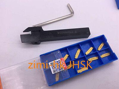 SSSCR1212H09 12×100mm  45° Lathe tool holder for SCMT//SCGT09T3 INSERT