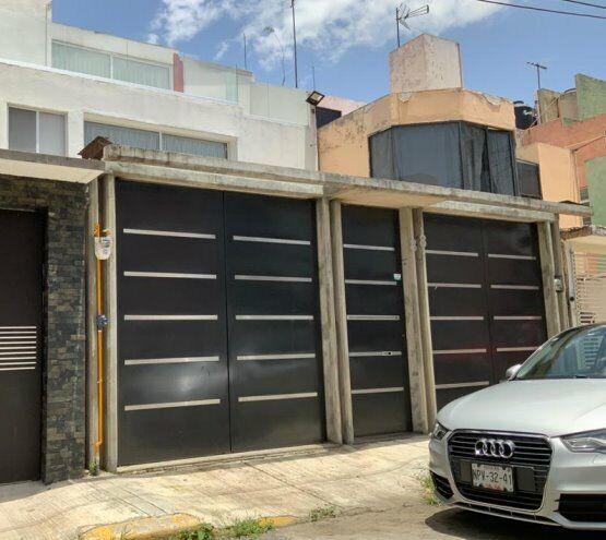 Casa grande en los olivos coyoacan Remate EXP3267