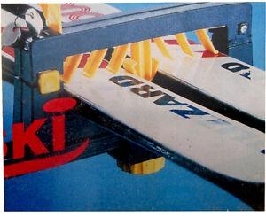 AutoMaxi-Lock-Ski-Secure-Car-Roof-Rack-Double-Ski-Carrier-2-Pair