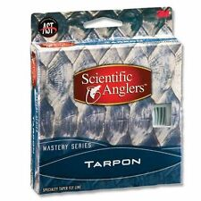 NEW $80 SCIENTIFIC ANGLERS MASTERY TARPON INTERMEDIATE SINKING WF-10-S FLY LINE