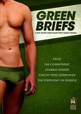 GREEN BRIEFS - gay short film collection DVD from Guest House Films