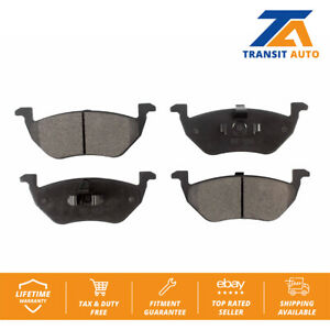 Mercury Mariner New Ceramic Front Brake Pad For Ford Escape Mazda Tribute
