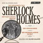 Die Memoiren des Sherlock Holmes. Die Verwachsene & Der niedergelassene Patient von Arthur Conan Doyle (2015)