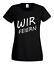 Damen-T-Shirt-Ich-Heirate-amp-Wir-Feiern-JGA-Junggesellinnenabschied-Trauzeugin Indexbild 9